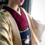 ☆お姉ちゃんコーデ☆秋の装い4 ノーブルな秋色を楽しんで