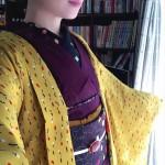 ☆お姉ちゃんコーデ☆秋の装い3 深まる秋を楽しむ羽織コーデ