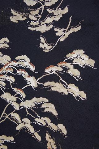 【着物柄図鑑】植物模様―松