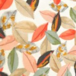 【着物柄図鑑】植物模様―木の葉・落ち葉