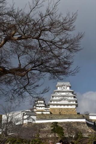 ☆着物でおでかけ☆姫路城をぶらり♪