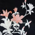 【着物柄図鑑】植物模様―マグノリア(木蓮・辛夷・泰山木)