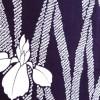【着物柄図鑑】植物模様―アイリス(菖蒲・杜若)