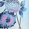 【着物柄図鑑】植物模様―紫陽花
