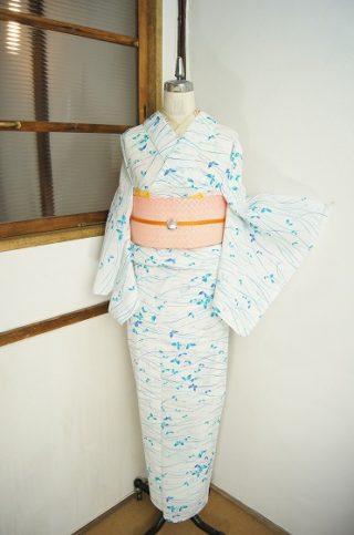☆新商品UP♪☆マーガレット浴衣やレース羽織麻の葉単とかです(*^^*)