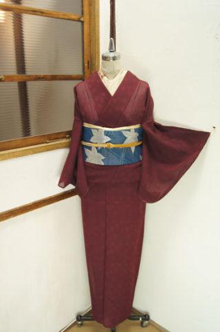 ☆新商品UP♪☆萩の夏着物や楓の帯など(*^^*)