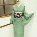 ☆新商品UP♪☆大人っぽい単着物や粋な染め帯メチャカワウ-ルなど♪