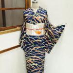 ☆新商品UP☆付け下げ小紋や刺繍の帯可愛いウ-ルなど(*^^*)
