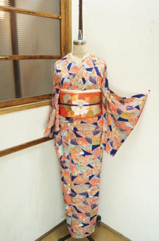 ☆新商品UP☆華やか綸子着物や刺繍袋帯など♪