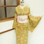 ☆新商品UP☆モリスデザインの様な着物や人気のウ-ル(*^^*)