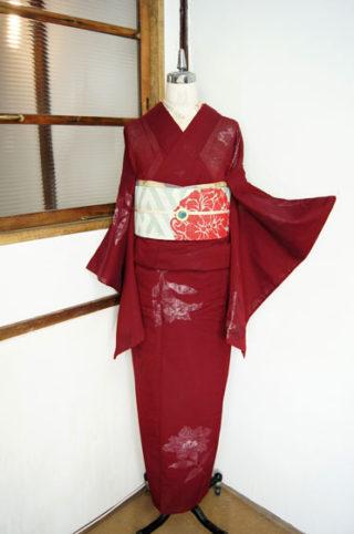 ☆新商品UP♪☆メルヘン木立浴衣や身幅大きめ絞り浴衣など(^^)