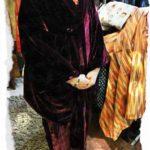 ☆お客様フォトスナップ☆羽織やコートも素敵に♪