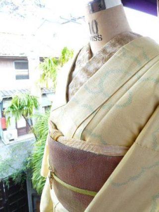 ☆オンラインショップ新商品UPしました☆イラストのお着物&スペシャルな紋縮緬の袷着物や単もあり♪