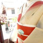 ☆オンラインショップUPしました☆モダンガールな夏着物やレトロキュートな紺白浴衣♪