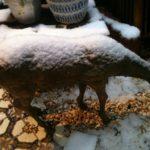 ☆新商品UPしました!☆雪降る中の大人春色コーディ♪