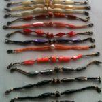 ☆レトロビーズ羽織紐入荷やオリジナル帯留め作成中な事☆