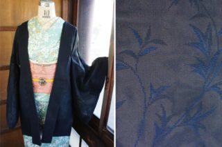 ☆日曜日アップ!薄羽織りとビーズバッグ