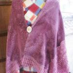 ☆新商品UP☆冬のお供にベロアショールと羽織りやコート&襦袢