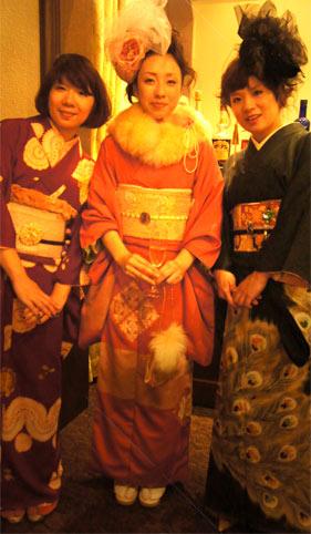 ☆鞠小路スタイル、クリスマスパーティーキラキラナイト後篇☆