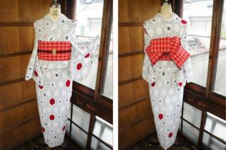 ☆新商品UP☆ 綺麗色浴衣やサマーウール、縮み夏着物とかです♪