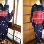 ☆新商品UPしました☆水玉夏着物とか、ざっぷんざっぷん波浴衣と波単帯とかです♪