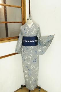 ☆新商品UP☆蜻蛉浴衣で涼やかに♪