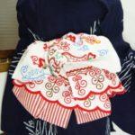 ☆新商品UP☆ロシア刺繍の帯び飾りと半幅帯登場!