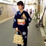☆小物で楽しむレトロ浴衣コーデ☆