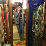 ☆姉妹屋姉妹の着物コーディ最近写真取ったやつ☆錦紗袷着物を襦袢に!とか(^^)ヾ