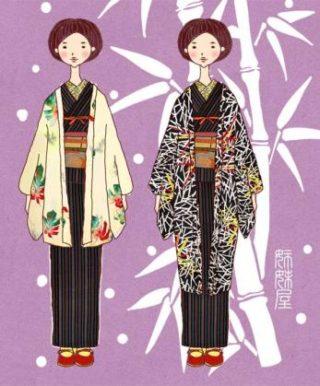 ☆シンプル着物オススメブログ☆縞や格子の着物ノススメ(*^^*)