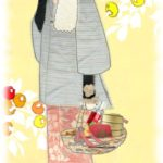 ☆着物乙女イラストと着物見比べ☆1!
