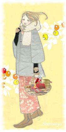 ☆姉妹屋イチオシ!ウール着物の良いトコロ☆
