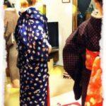 ☆着付け教室☆グループレッスン風景